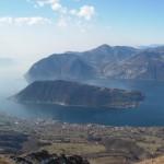 Lago d'Iseo - vista panoramica